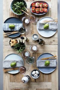 HOuse doctor table setting